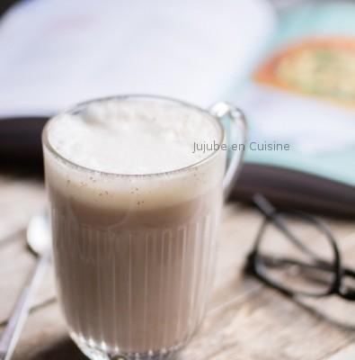 Chaï (tea) latte soja