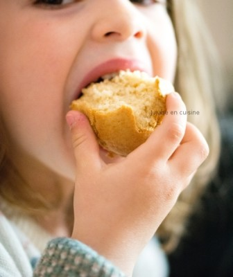 Miam les muffins de Laura !