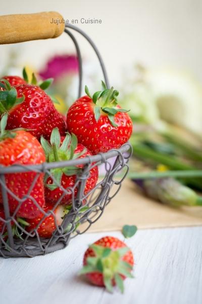 Mmmmh les fraises...