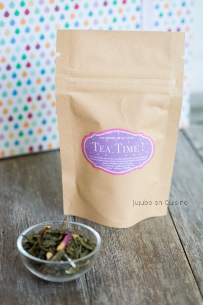 Tea time - la Thé Box