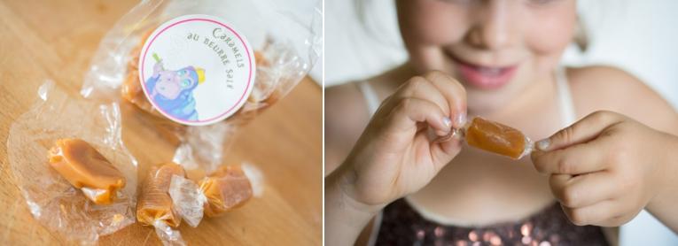 Les caramels au beurre salé - Charlie Jasmin
