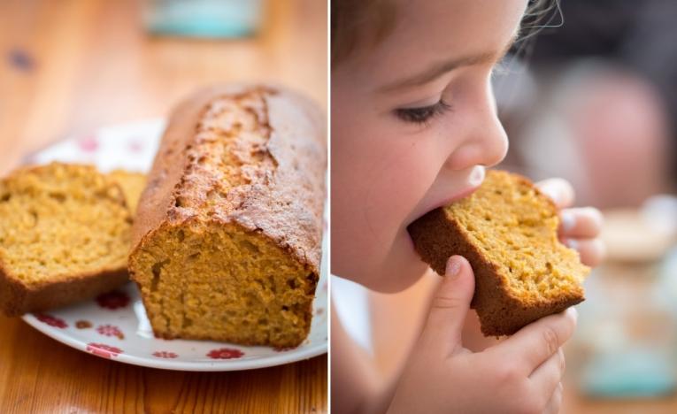 Dégustation du carrot cake - Charlie Jasmin
