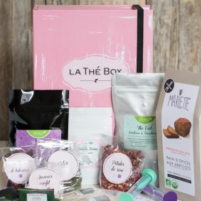 La thé box de mai : Tea Lab (+ bilan des 6 mois)