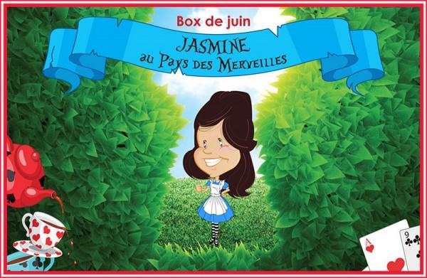 Jasmine au pays des Merveilles - Charlie Jasmin