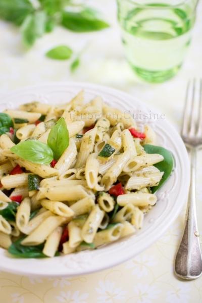 Salade De Pates Aux Legumes 28 Images Recette P 226