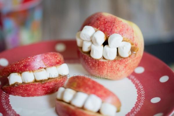 Dentiers affreusement délicieux