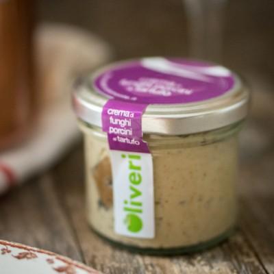 Crème de cèpes à la truffe - edelices.com