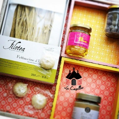 La Casella - La box de novembre 2014 Crédit photo : la Casella