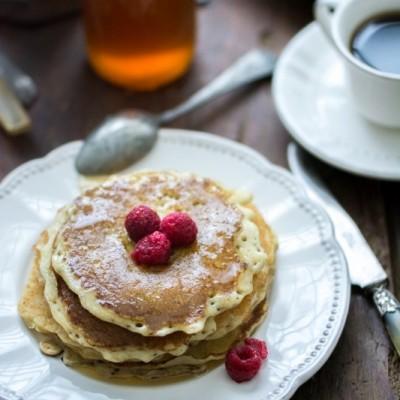 Pancakes sans oeufs, sans beurre, sans lait, sans rien… Sans rien, vraiment ?