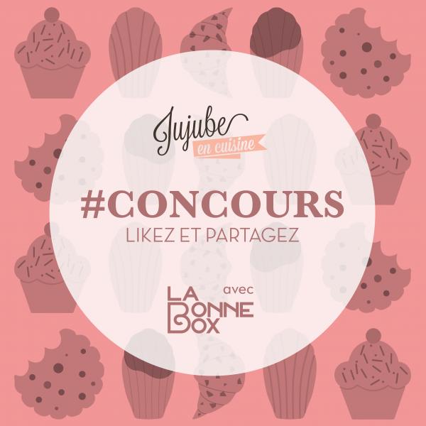 Concours La Bonne Box - Jujube en cuisine