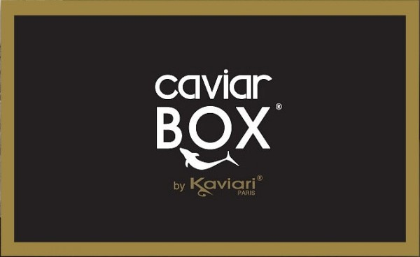 Caviar box by Kaviari Paris