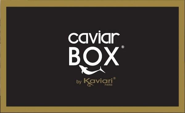 Caviar box by Kaviari Paris