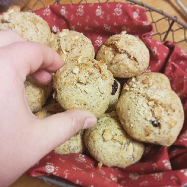 Cookies à l'okara d'amande | Jujube en cuisine