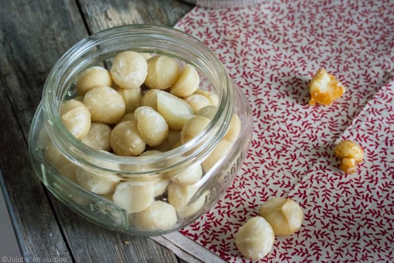 Noix de macadamia | Jujube en cuisine
