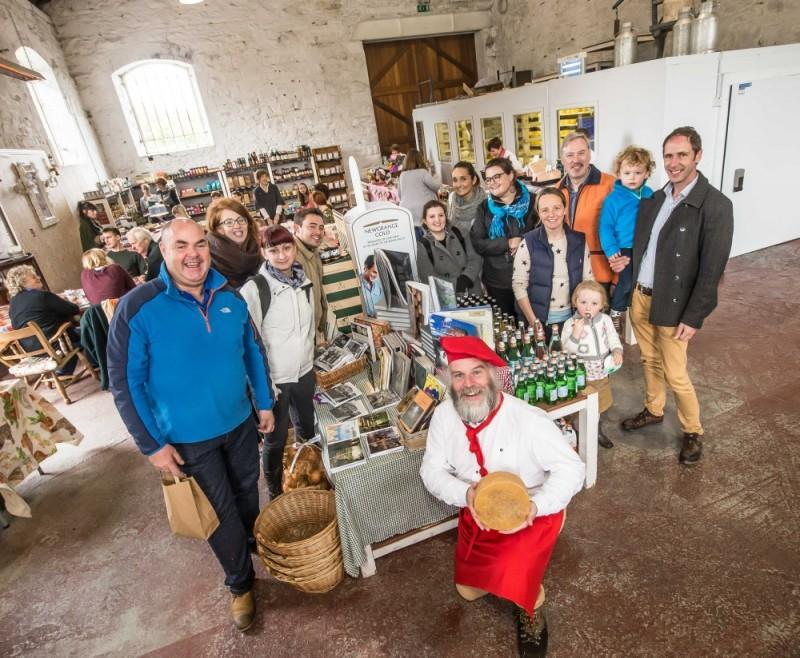 Sheridan's Cheesemongers envahit par les touristes français !  -- Photo : Patrick Moore