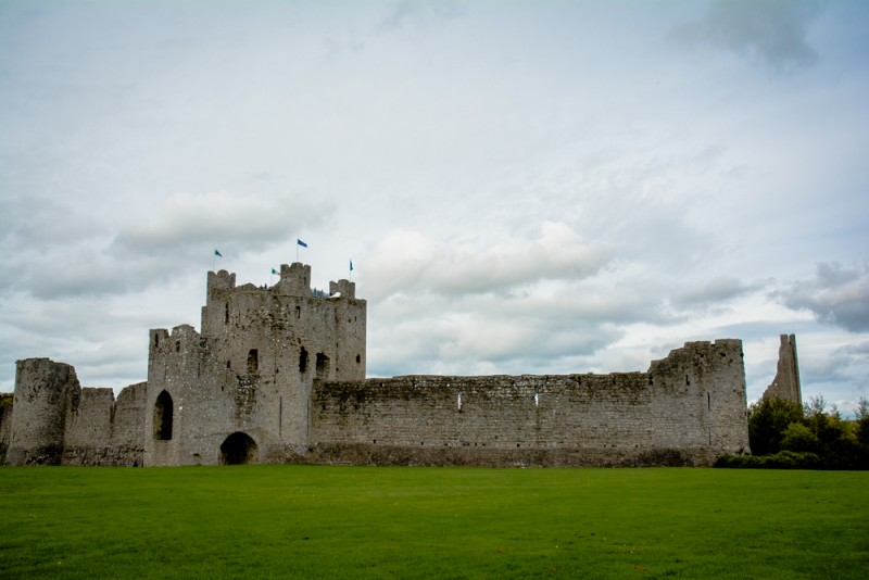 Trim Castle, Co. Meath, Irlande | Jujube en cuisine