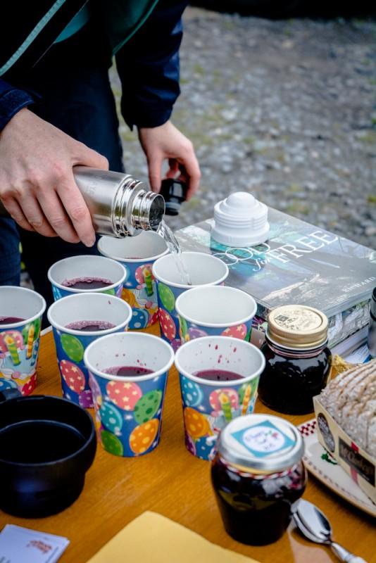 Sirop de sureau et reins des près (Elderberry and meadowsweet syrup) | Jujube en cuisine