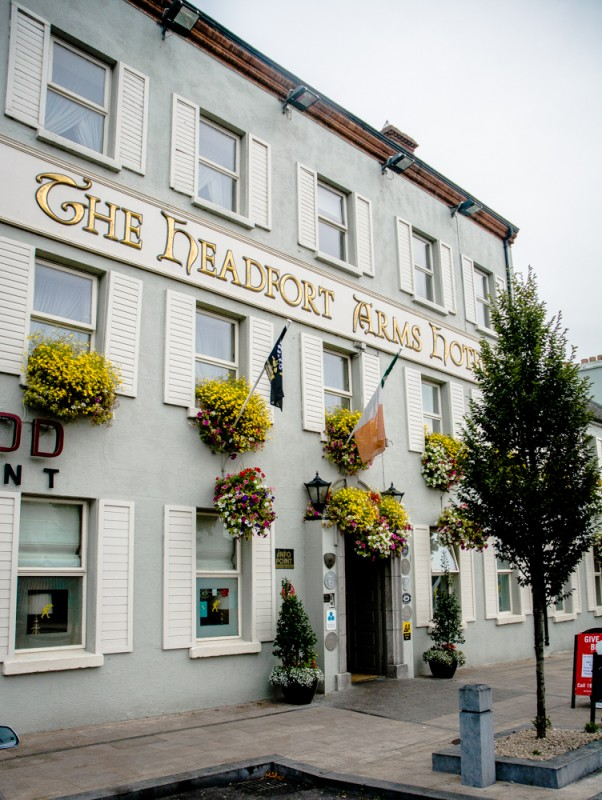 The headfort Arms Hotel, Kells, Co. Meath, Ireland | Jujube en cuisine