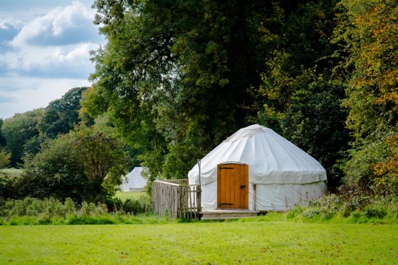 Rock Farm Slane - yurt