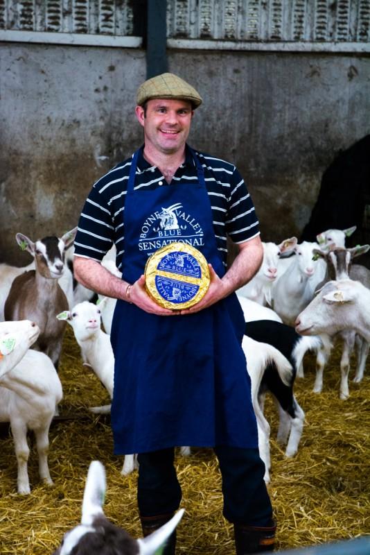 Boyne Valley blue cheese