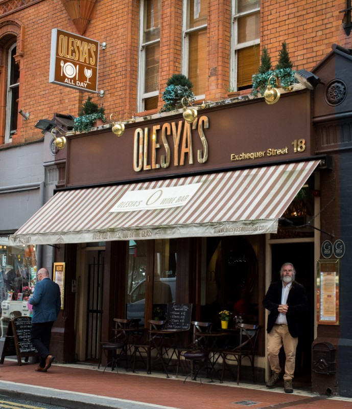 Olesya's Wine Bar