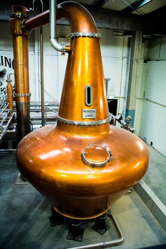 Alambic | Distillation |The Teeling Whiskey Distillery | Jujube en cuisine