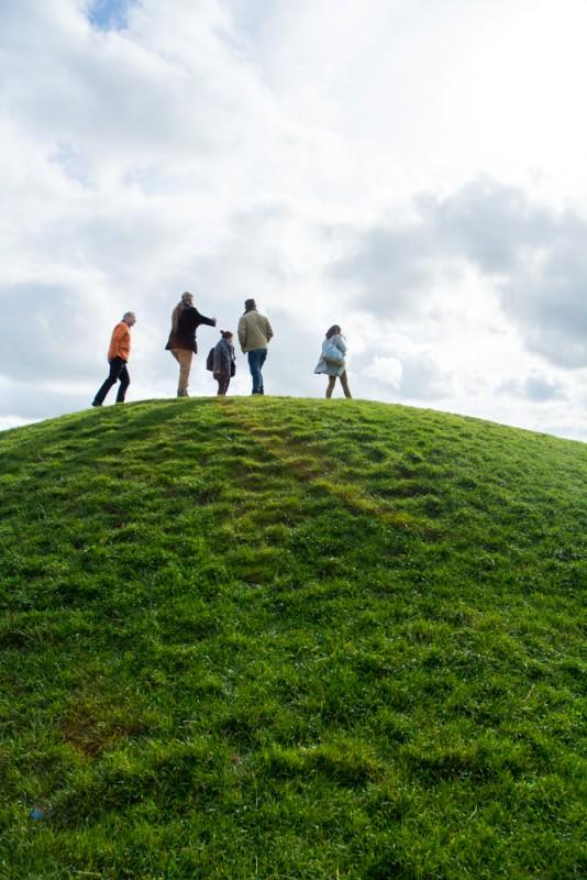 Tumulus de la colline de Tara, Co. Meath, Irlande | Jujube en cuisine