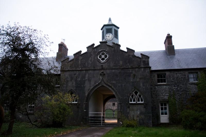 Slane Castle distellery