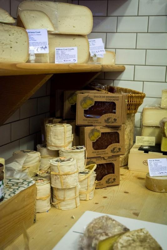 cheridan's cheesemongers à Dublin | Jujube en cuisine