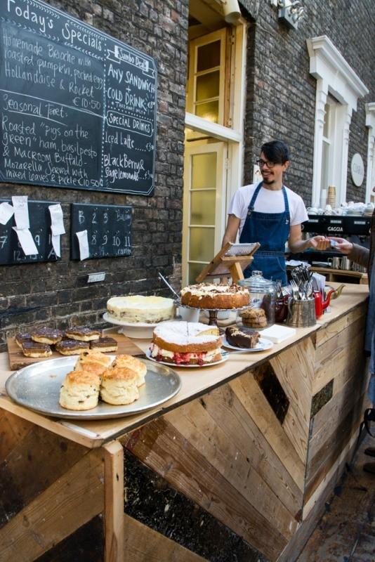 Georges St Arcade | Jujube en cuisine