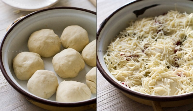 Pizza balls ou la pizza en boules | Jujube en cuisine