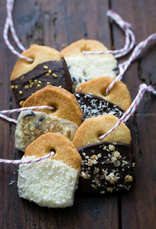 tea bag biscuits | Jujube en cuisine