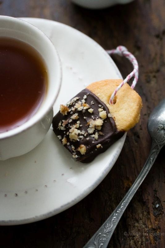 tea bag biscuits   Jujube en cuisine