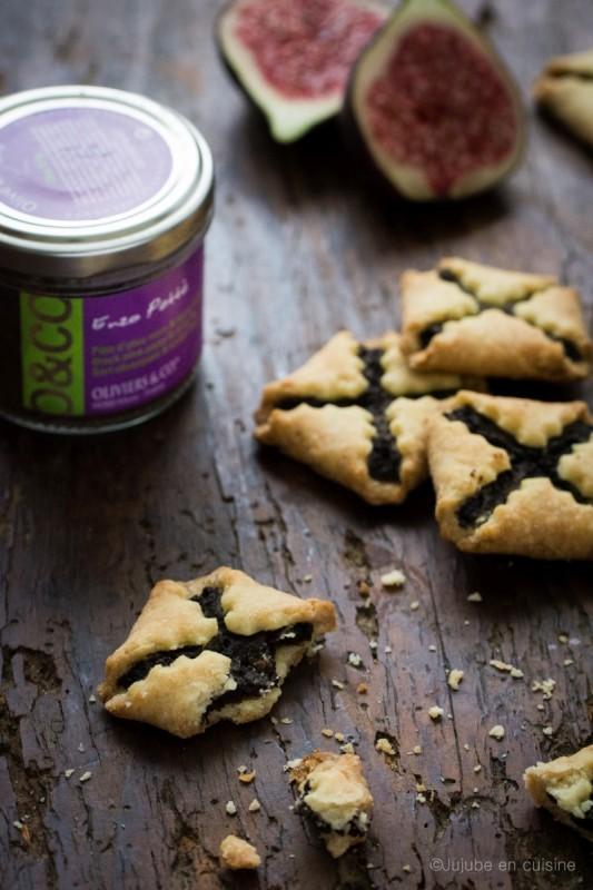 Biscuits à la tapenade | Jujube en cuisine