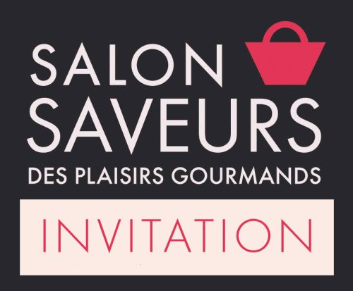 Invitation salon Saveurs