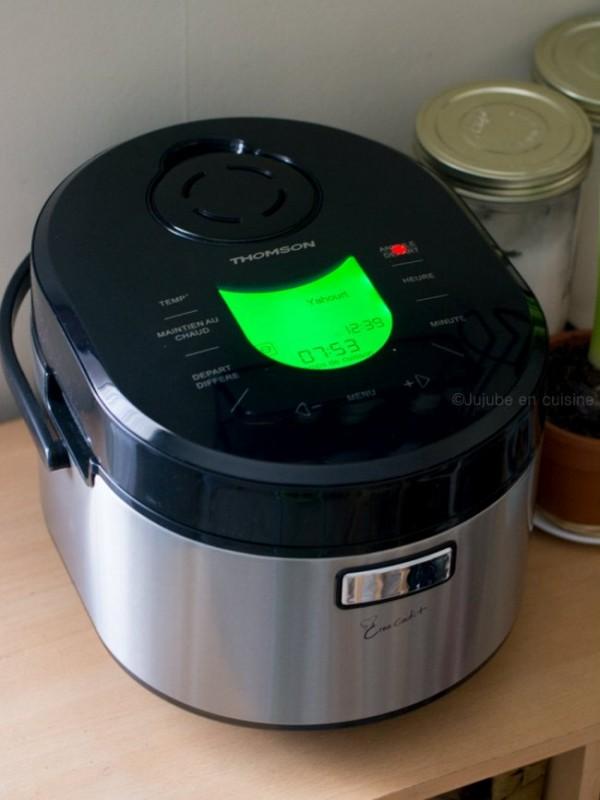 Crea Cook + de Thomson | Jujube en cuisine