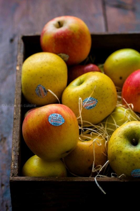 Pommes Gourmandes - Nature & Savoir-Faire, Les Pommes à la Française | Jujube en cuisine