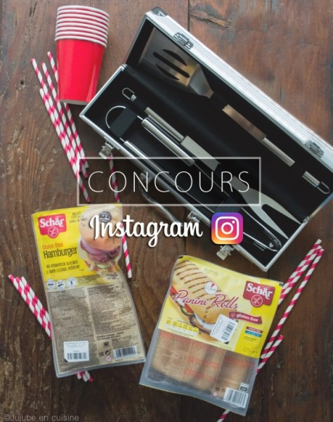 Concours Schar et Jujube en cuisine