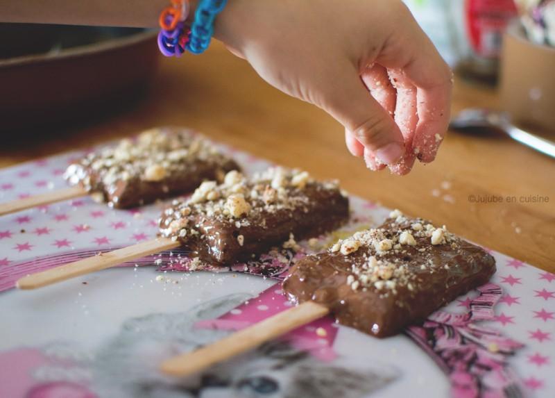 Cookies pop (ou des cookies sur des bâtons) | Jujube en cuisine