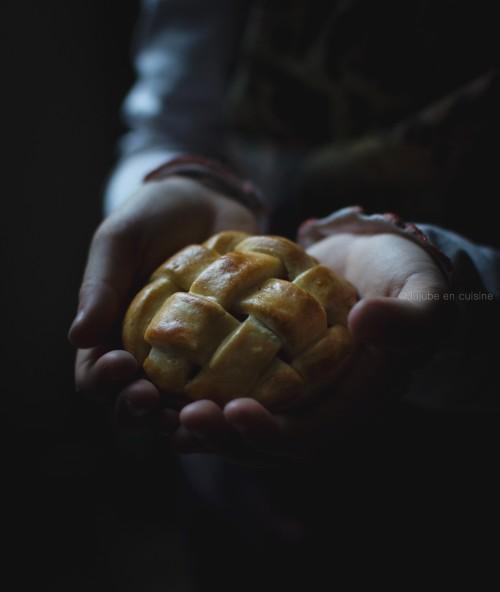 Mini apple pie façon cookies | Jujube en cuisine
