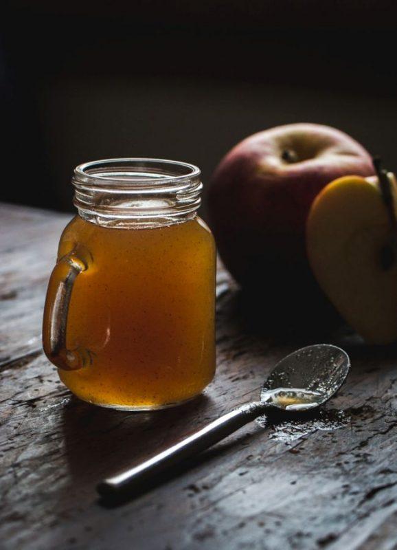 Sirop de pomme à la cannelle | Jujube en cuisine