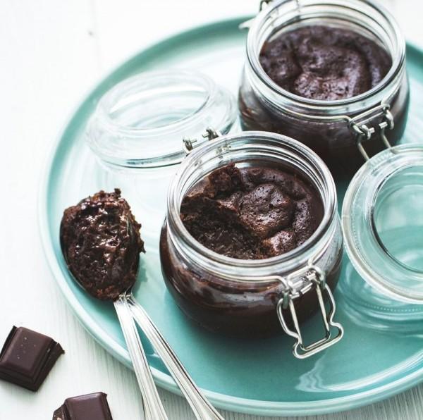 Moelleux au chocolat (cuisson vapeur)