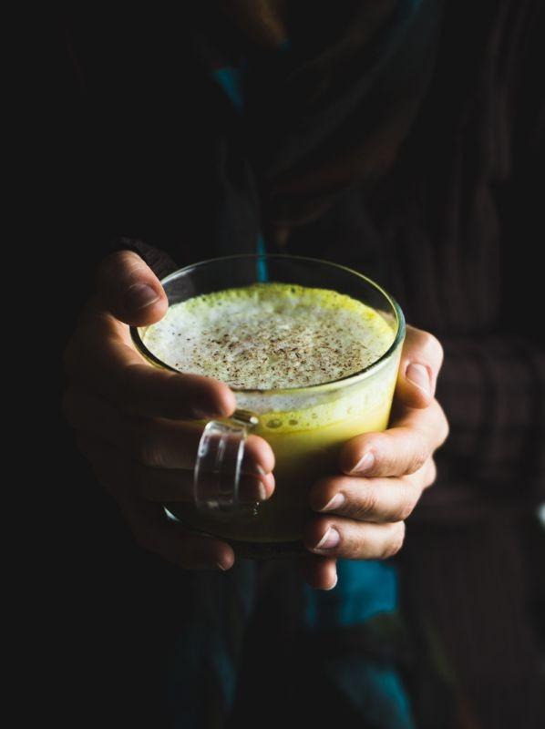 La formule magique du lait d'or (Golden Milk) | Curcuma, gingembre, poivre noir, huile de coco | Jujube en cuisine