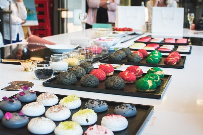 Création de bouchée glacé pour la Maison Carte D'Or | Jujube en cuisine