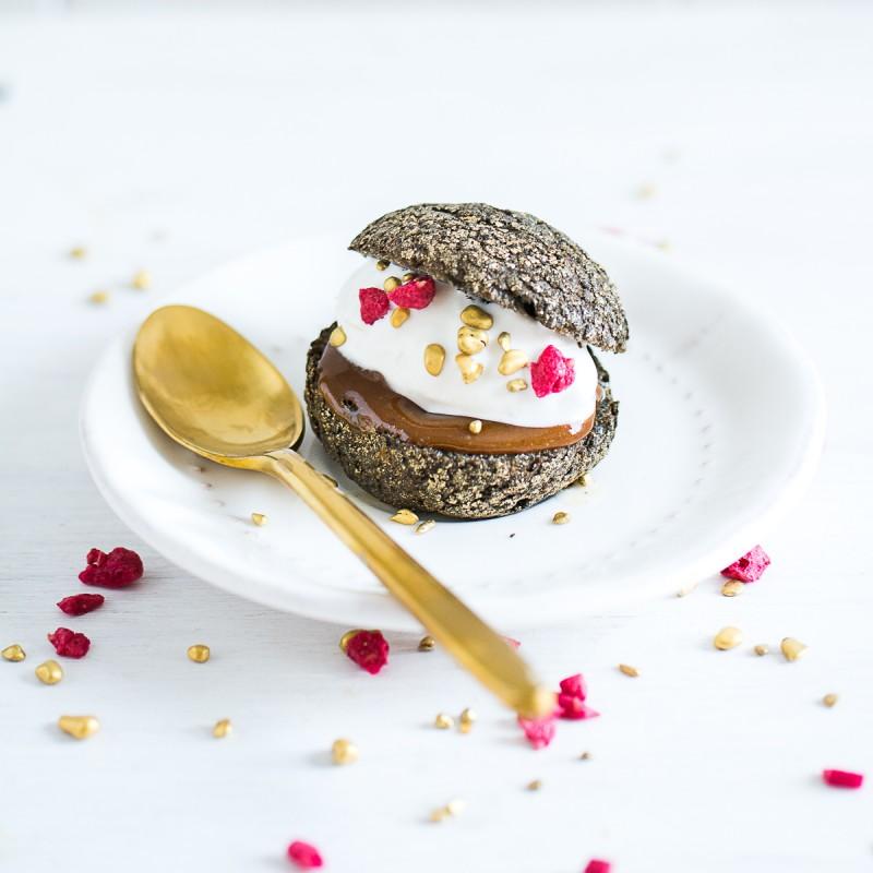 Création de bouchée glacée pour la Maison Carte D'Or (Recette et concours)