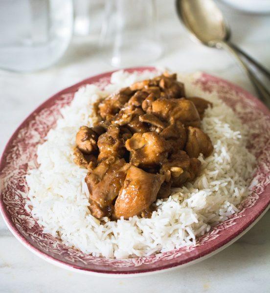 Poulet au soyo (Poulet à la sauce soja)