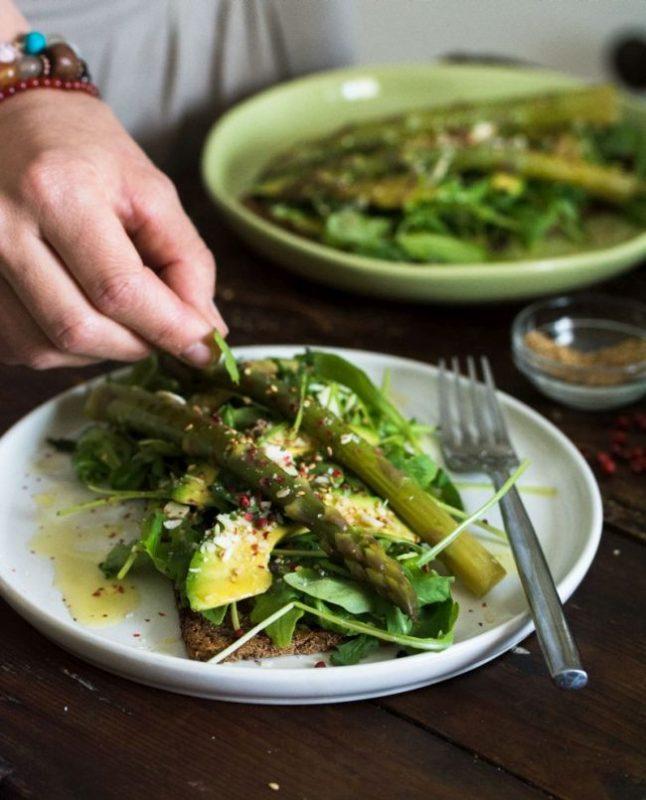 Avocado Toast | Passionnément Vegan | Au vert avec Lili & Jujube en cuisine