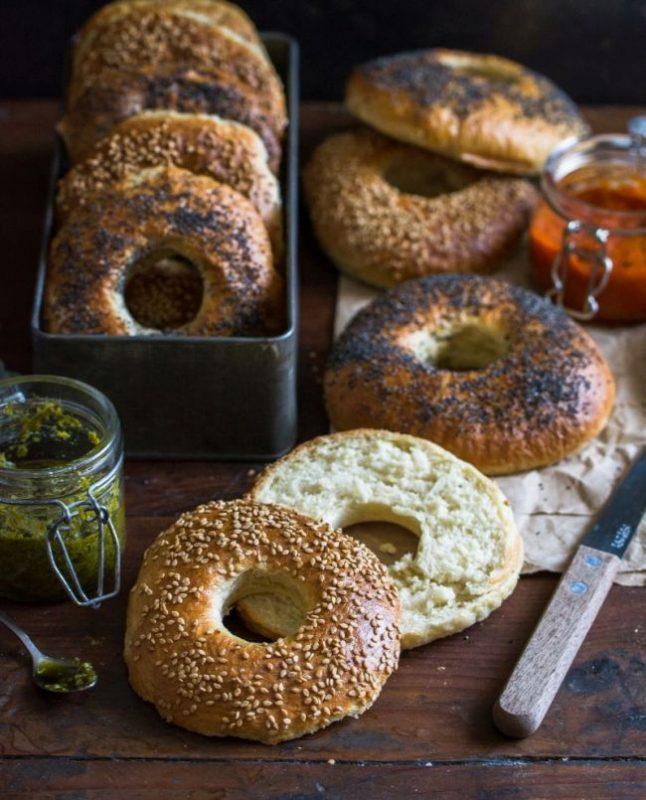 La recette des meilleurs bagels du monde | Jujube en cuisine