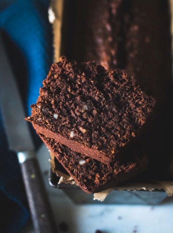 Cake chocolat noisette (sans gluten) | Jujube en cuisine