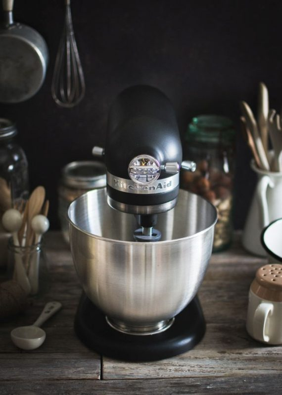 Mon Mini KitchenAid Artisan | Jujube en cuisine